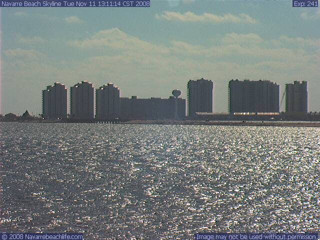 Navarre Beach Skyline photo 1