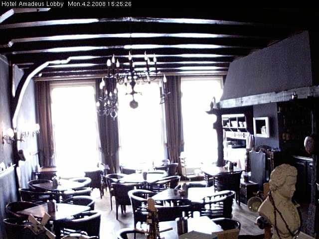 Hotel Amadeus Lobby photo 2
