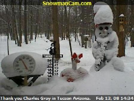 Snowman photo 6