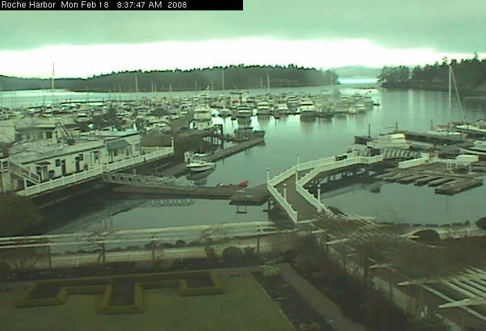 Roche Harbor Cam photo 2