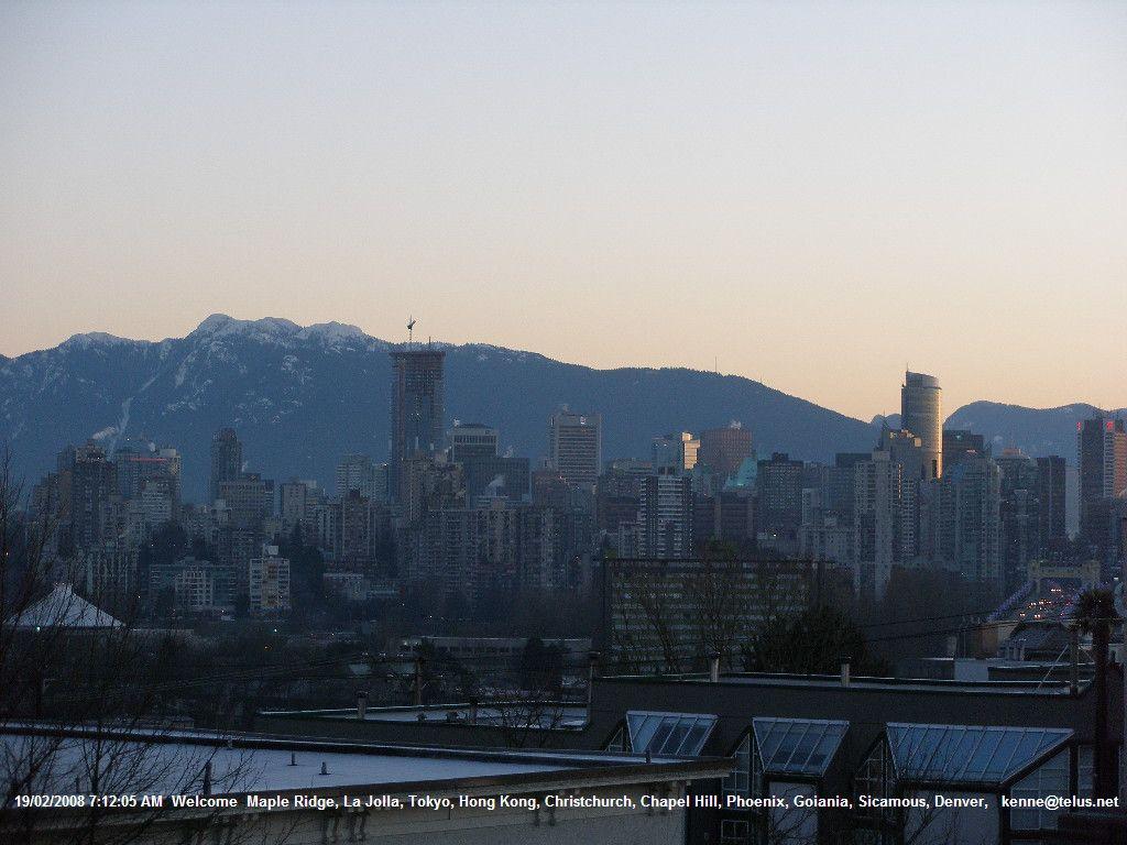 Vancouver LiveCam photo 5