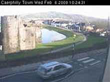 Caerphilly Town Centre photo 2