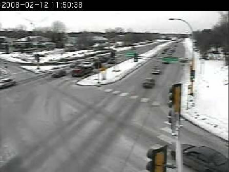 North St Paul Minnesota Traffic Cam photo 4