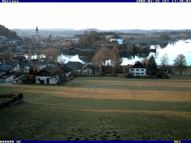 Mattsee Webcam photo 1