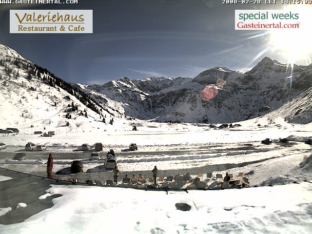 Webcam Sportgastein photo 1