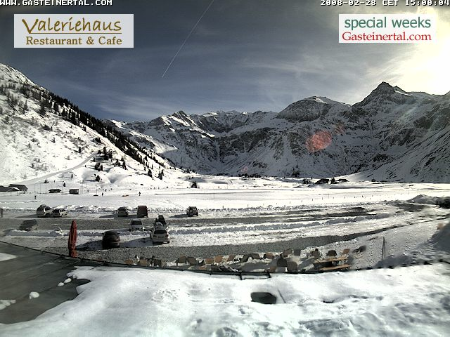 Webcam Sportgastein photo 2