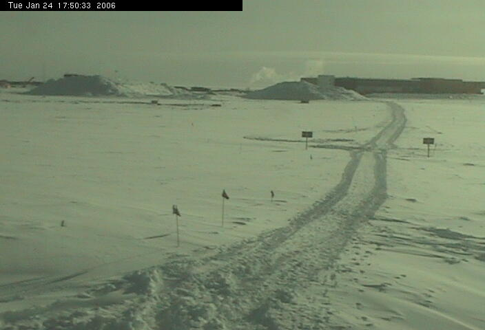 South Pole Live Camera photo 1