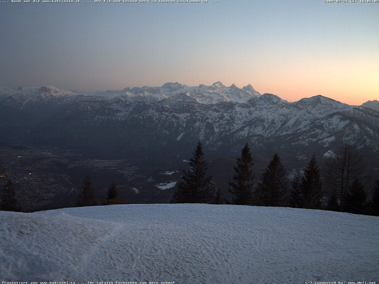 Dachstein Webcam photo 1
