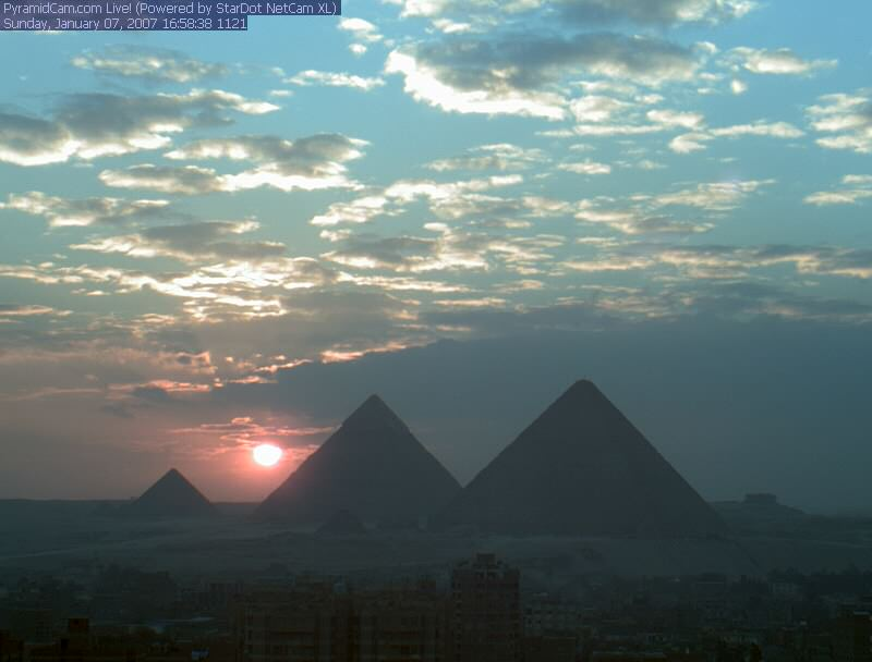 Pyramids of Egypt photo 2