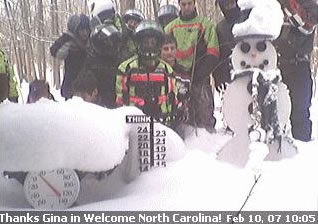 Snowman photo 4