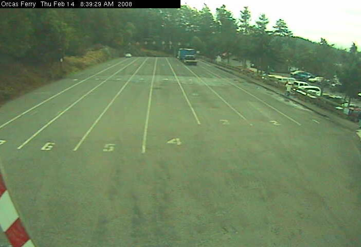 Orcas Ferry Cam photo 1