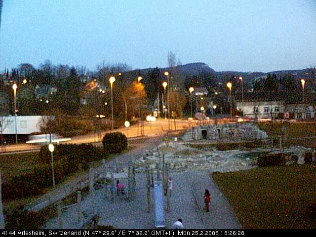 Arlesheim WebCam photo 3