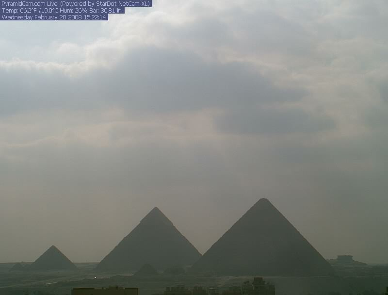 Pyramids of Egypt photo 6