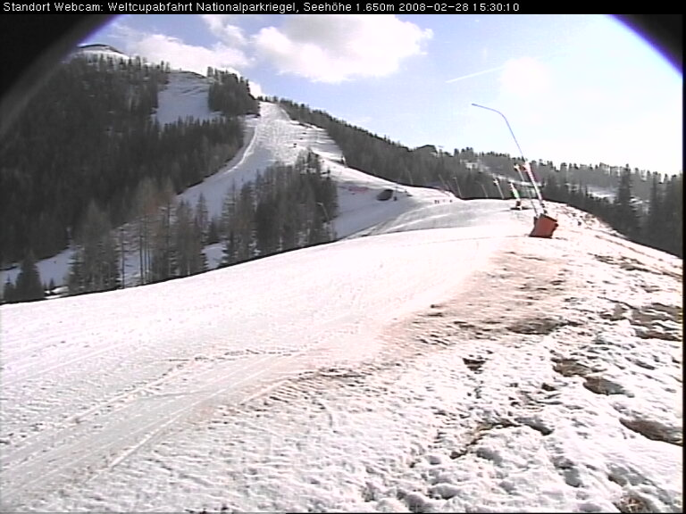 Weltcupabfahrt Webcam photo 3