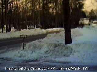 Arundel Snow cam photo 1