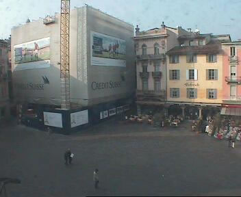 Lugano webcam photo 1