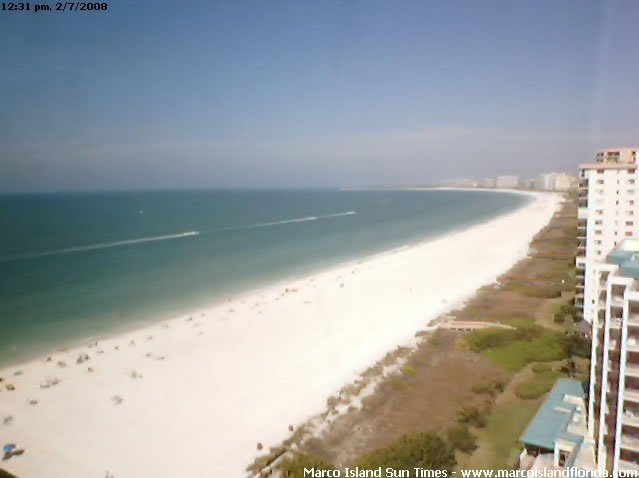 Marco Island Beach Cam photo 4