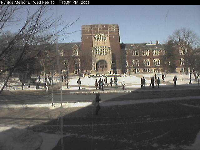 Purdue Memorial Union photo 6