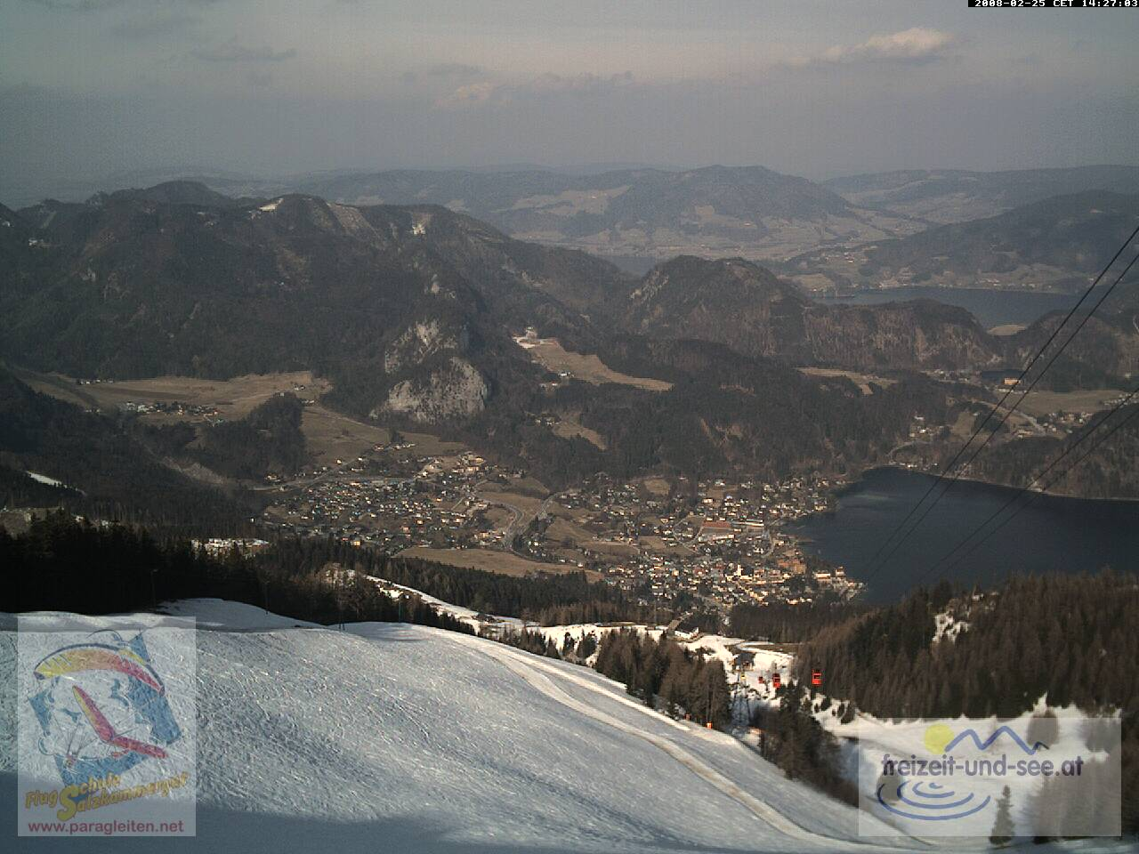 Zwölferhorn Webcam photo 1