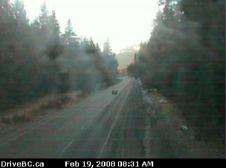Whistler Highway Camera photo 1