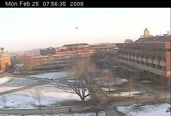 Syracuse University - Right side of Quad photo 1