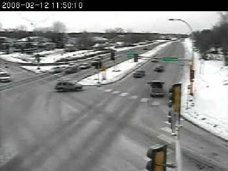 North St Paul Minnesota Traffic Cam photo 3