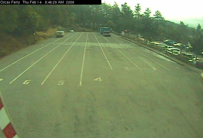 Orcas Ferry Cam photo 2