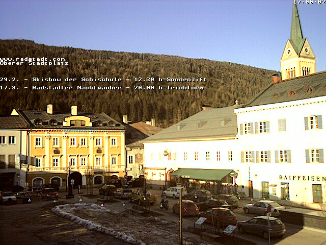 Webcam Radstadt Stadtplatz II photo 2