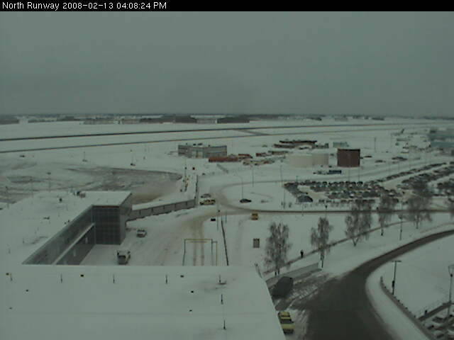 Edmonton International Airport North Runway photo 1