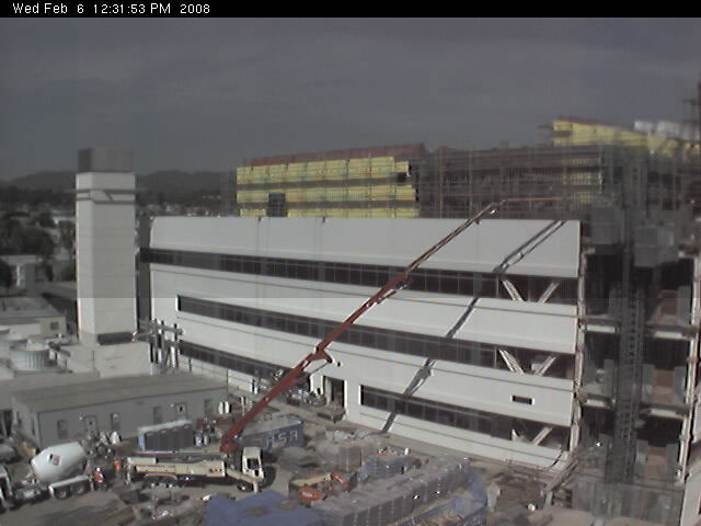 St. John's Health Center Construction Cam photo 1