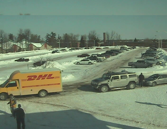 Clarkson University - Cheel Lot WebCam  photo 3