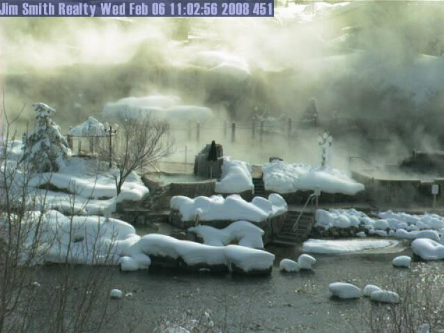 Hot Springs Webcam photo 2