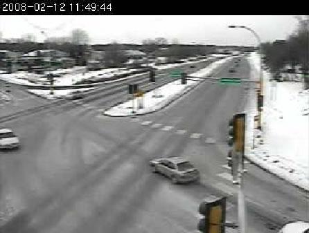 North St Paul Minnesota Traffic Cam photo 2