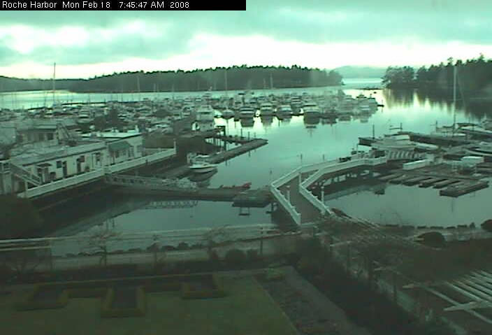 Roche Harbor Cam photo 1
