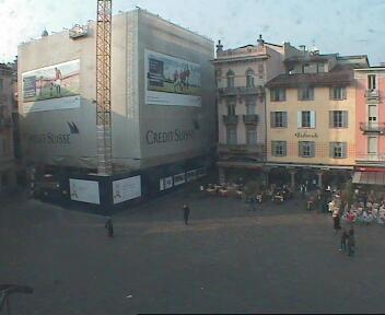 Lugano webcam photo 2