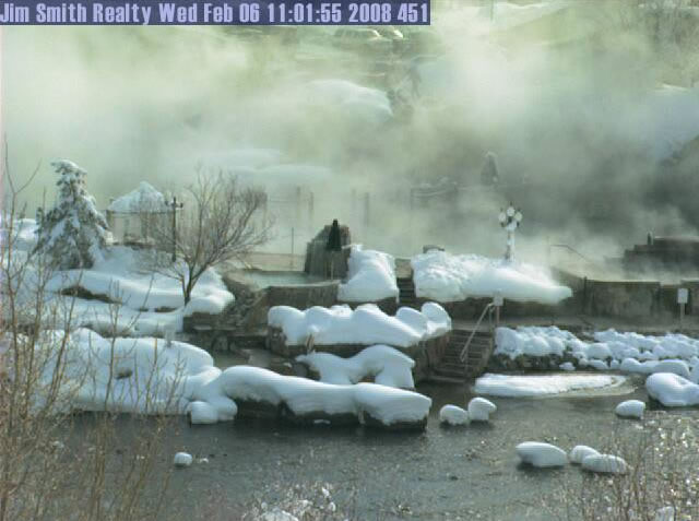 Hot Springs Webcam photo 1