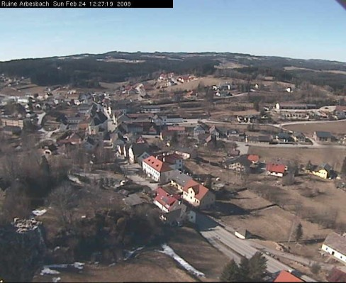 Webcam Ruine Arbesbach photo 6