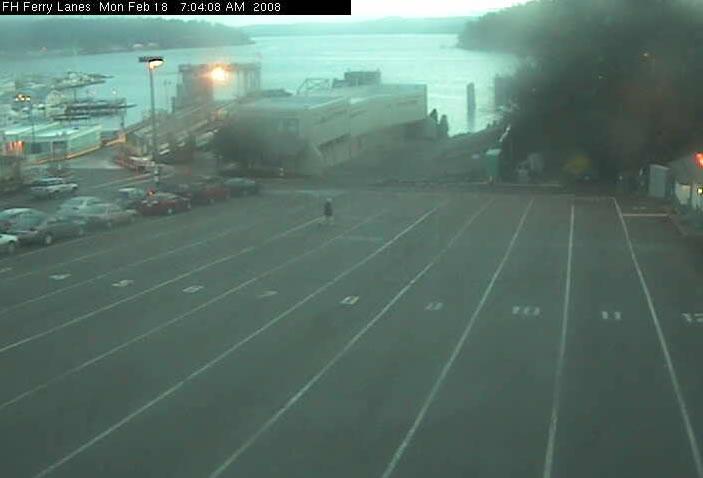 Friday Harbor Ferry Cam photo 5
