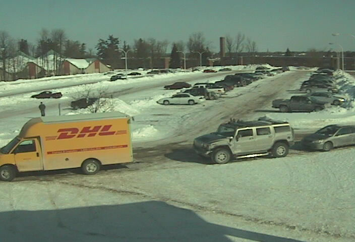 Clarkson University - Cheel Lot WebCam  photo 1