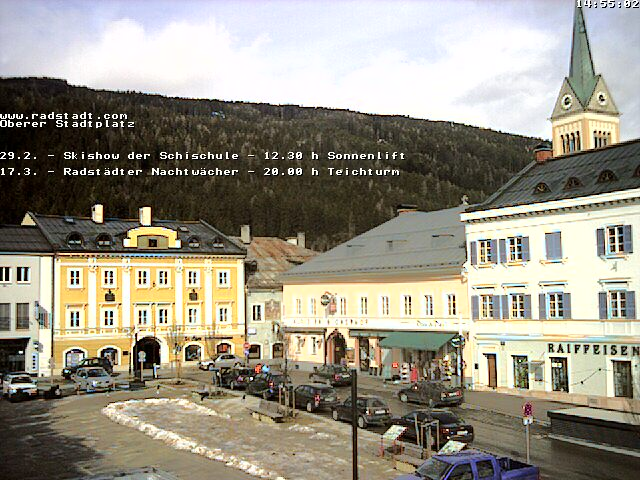 Webcam Radstadt Stadtplatz II photo 5