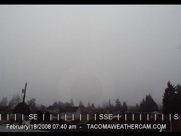 Tacoma Weather Cam photo 1