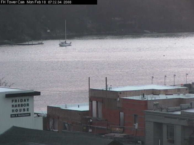 Friday Harbor Tower Cam 4 photo 3