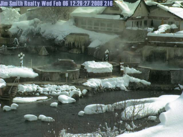 Hot Springs Webcam photo 4