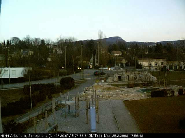 Arlesheim WebCam photo 1