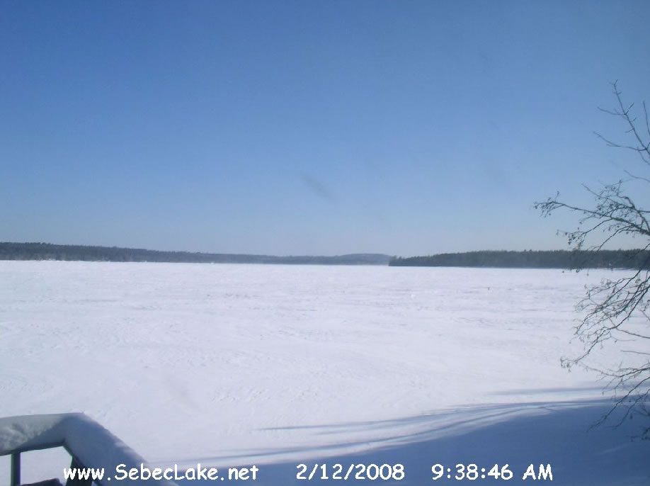 Sebec Lake Webcam photo 3