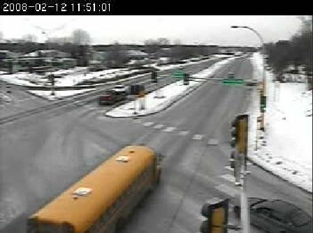 North St Paul Minnesota Traffic Cam photo 5