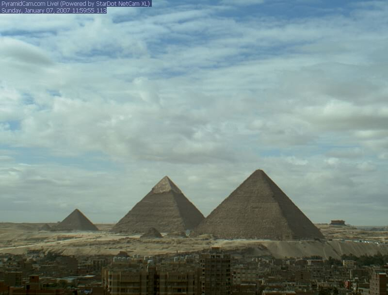 Pyramids of Egypt photo 3