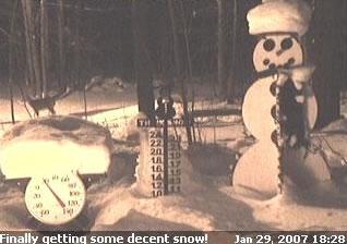 Snowman photo 5