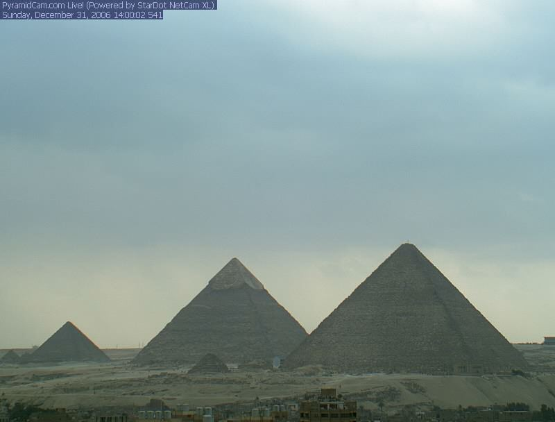 Pyramids of Egypt photo 1