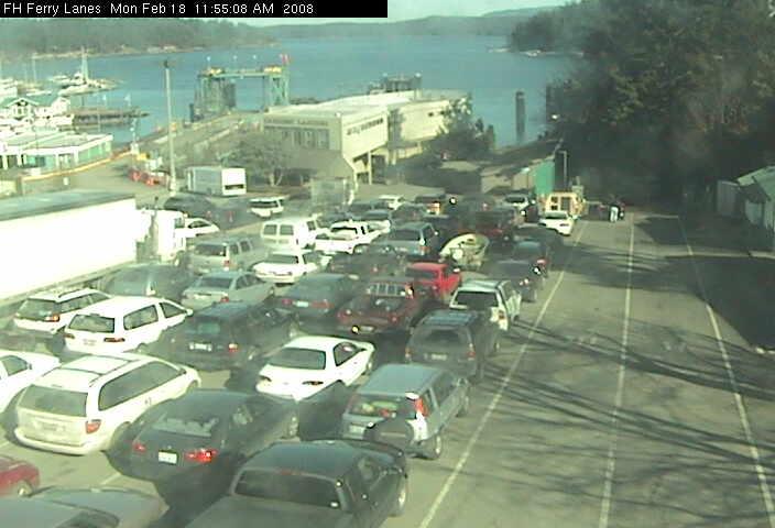 Friday Harbor Ferry Cam photo 6